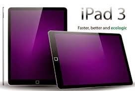 spesifikasi iPad 3 wifi cellular