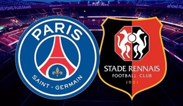 Hasil Pertandingan Rennes vs PSG - IGle_ballon_rond_actus