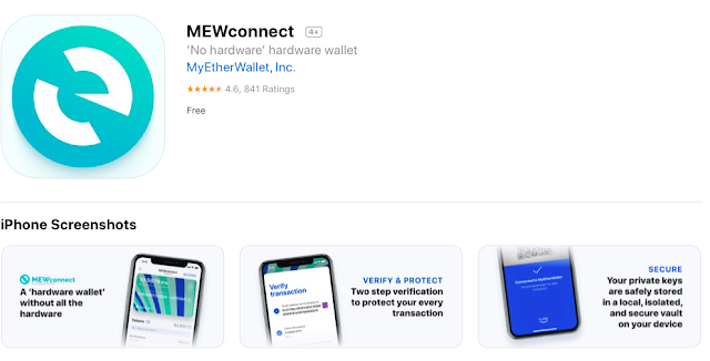 MEWconnect wallet