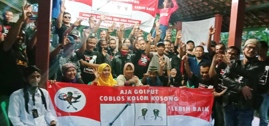Relawan Koko dari 26 Kecamatan Mengadakan Kopdar