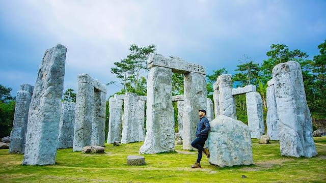 Stonehenge Jogja, Wisata Bernuansa Inggris di Jogja