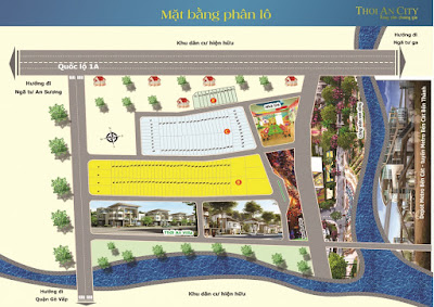 dự án thới an city quận 12