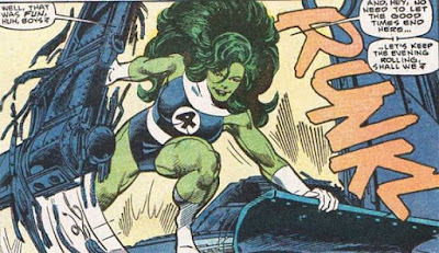 she hulk anggota fantastic four