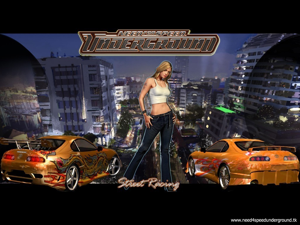 Need for speed underground 1 pc game full version free - Need for speed underground 1 wallpaper ...