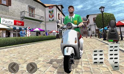 Pizza Delivery: Driving Simulator Apk Mod