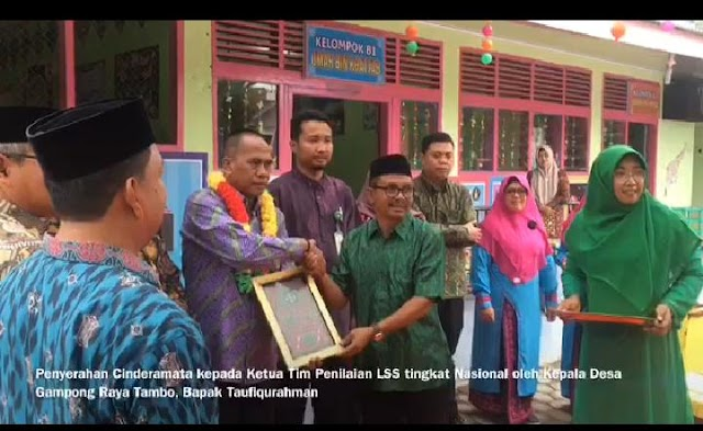 TK Nusa Indah Ikuti Lomba Sekolah Sehat Tingkat Nasional