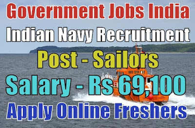 Indian Navy Recruitment 2019