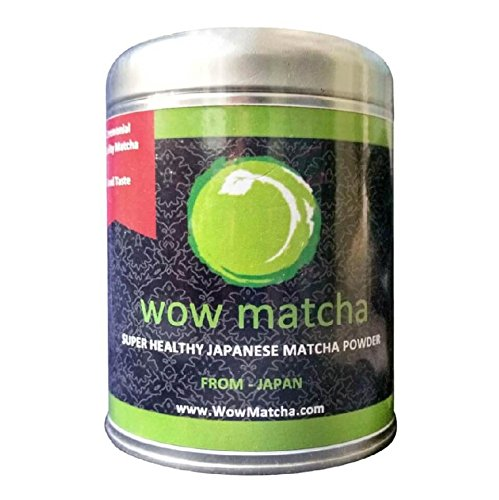 Wow Matcha Japanese Ceremonial Grade Matcha Powder