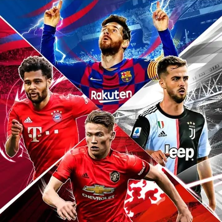 eFootball PES 2020 v4.0.2 Apk+Data