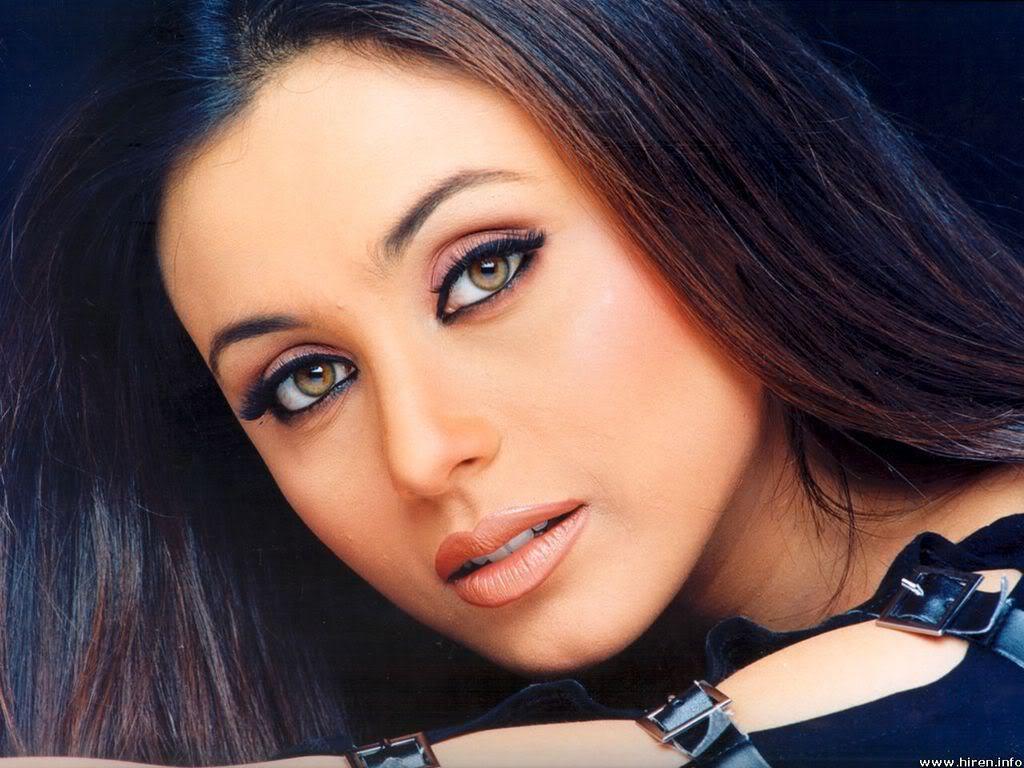 Celebrity World Rani Mukherjee-4125