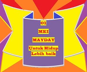 Puisi Bulan Mei Untuk Buruh