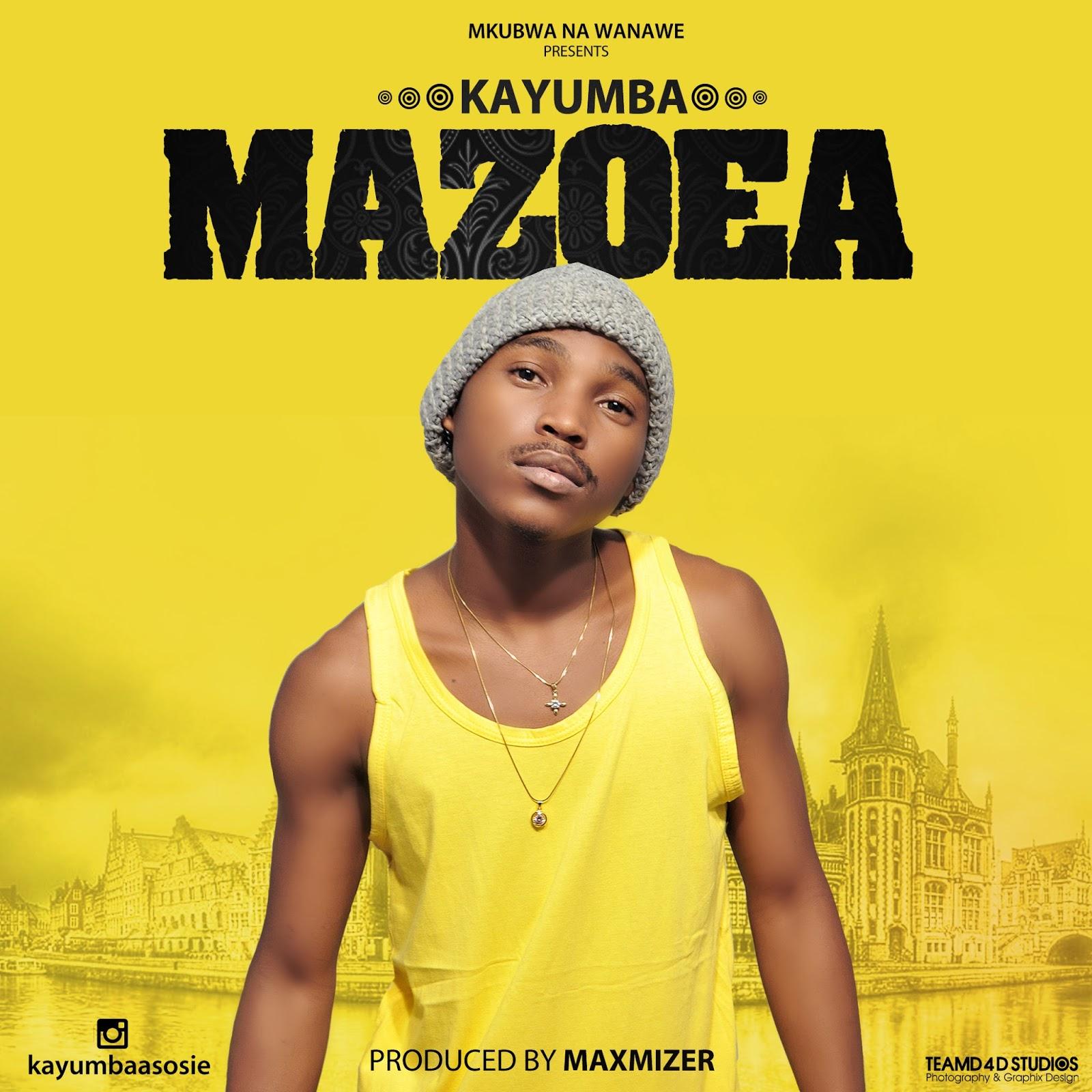 Download Audio: Kayumba – Mazoea   BONGO EXTREME