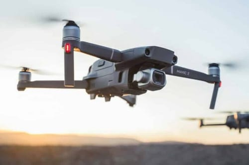 The Pentagon admits that DJI drones are safe