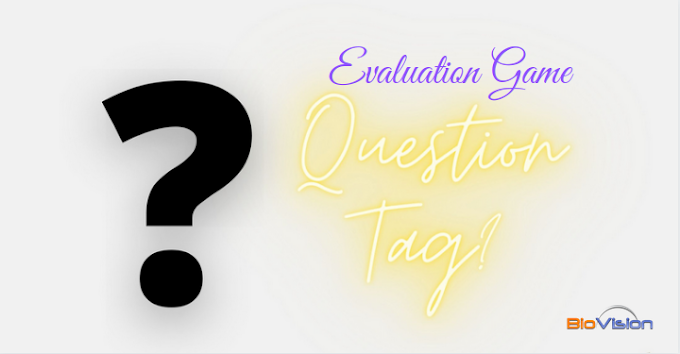 ENGLISH EVALUATION GAME - STANDARDS 9, 10 - QUESTION TAG