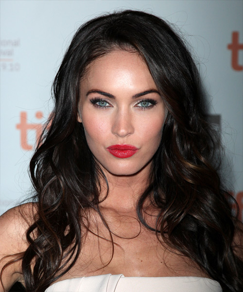 Celebrity Hairstyle: Best Actress Megan Fox Hairstyle