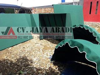 Canopy Kain di Jakarta