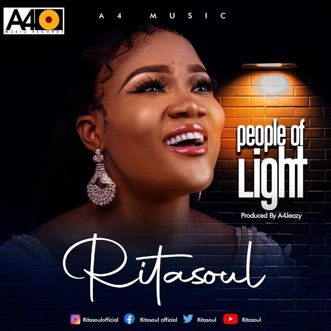 Ritasoul - ''People of Light'' (Prod. by A4 Jeazy)