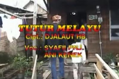 Lirik Lagu Tutur Melayu - Wak Uteh Grup
