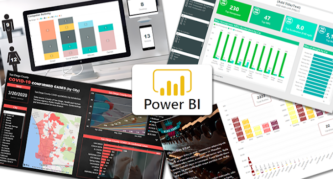 Better Power BI Reports/Dashboards: Save Time & Cost Via Enhanced UI/UX Templates