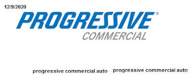 progressive commercial auto