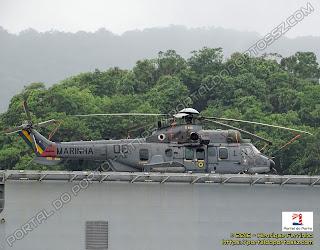 UH-15 Super Cougar (EC725) N-7106 - 06 - Marinha