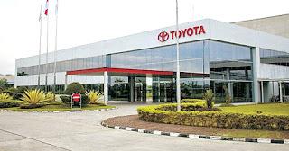 Dibutuhkan Segera Karyawan Operator Produksi - PT Toyota Motor Manufacturing Indonesia