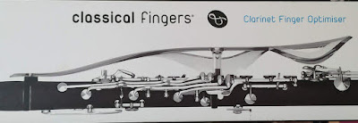 Classical Fingers finger training device