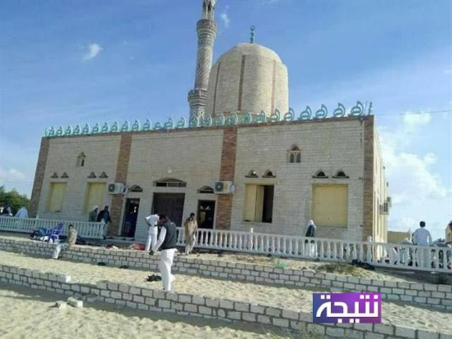 تعليق الفنانين والاعلاميين ورجال السياسة والاخوان على تفجير مسجد العريش