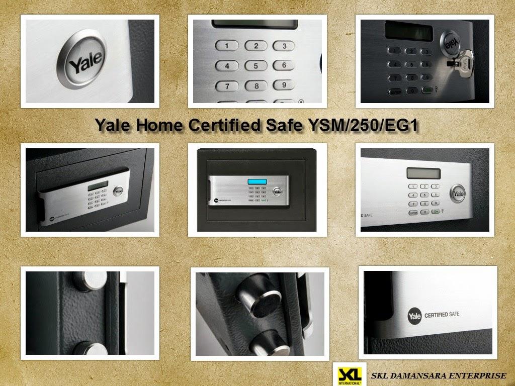 Wts Yale Document Fire Safe Yfm520fg2