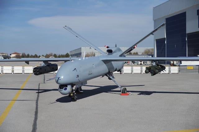Image result for Turkey's Anka UAV gains SIGINT capabilities