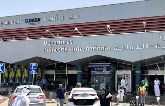 Houthi drone attack on Abha airport, 8 Saudis 1 Indian injured