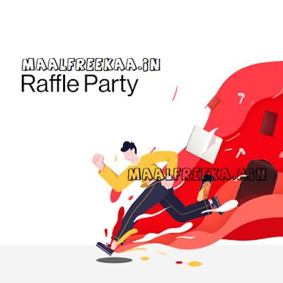 OnePlus Raffle Join & Win Biggest Prizes on Reward