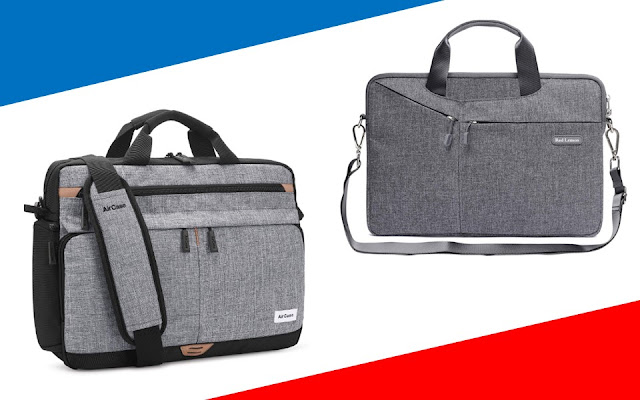 Two laptop bags for office.