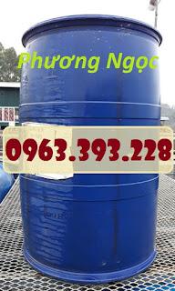 Thùng phuy nhựa 2 nắp nhỏ, phuy nhựa đã qua sử dụng, phuy nhựa làm bè 592ecafcea22087c5133