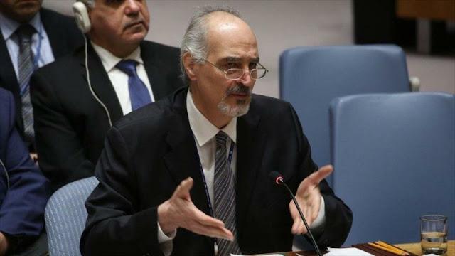 """Siria urge fin de """"presencia ilegal"""" de EEUU y Turquía en su suelo"""