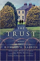 The Trust by Ronald H. Balson (Book cover)