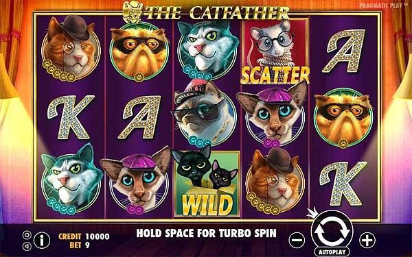 Main Gratis Slot Indonesia - The Catfather (Pragmatic Play)