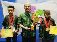 Lagi, Siswa Madrasah Raih Medali Emas pada Ajang Olimpiade Matematika Asia