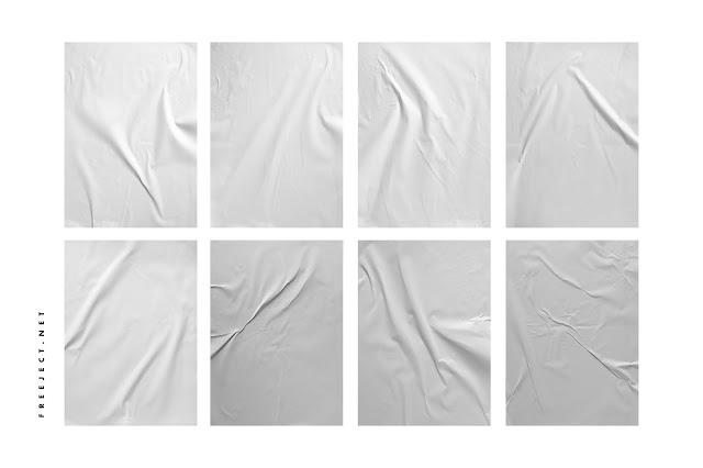 Free Download Demo Glued Paper Texture Background Vol 2 Jpg File