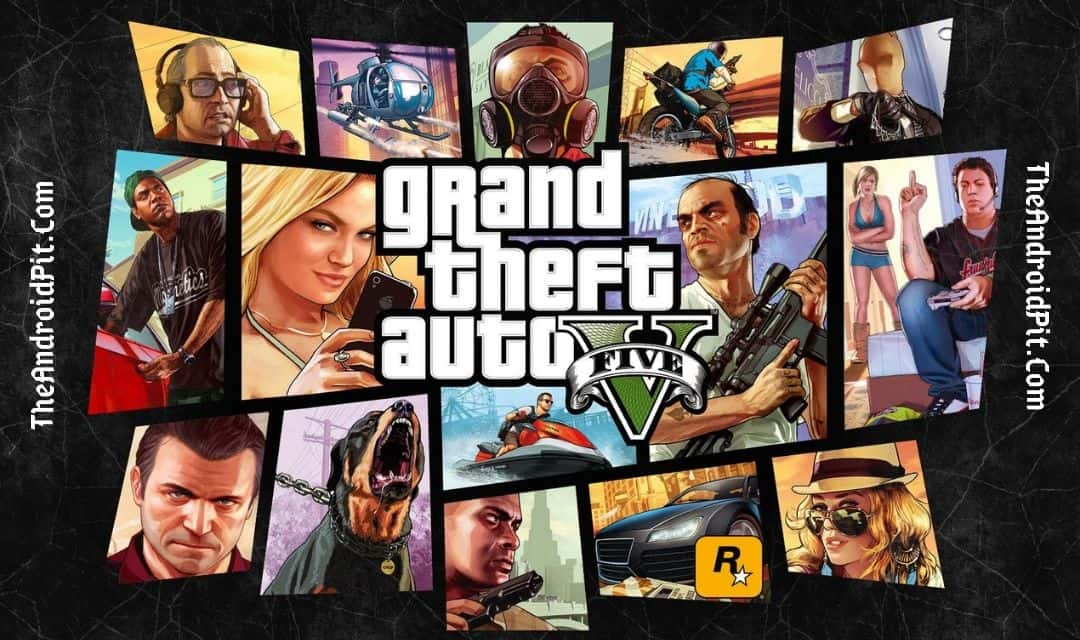Download GTA 5 Full Game for Android