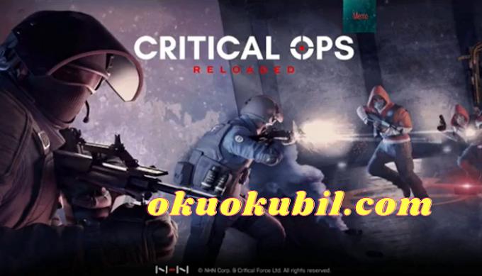 Critical Ops Reloaded v1.1.6 Scrıpt Fly, Spawn Kill Radar, Hileli Mod Apk İndir