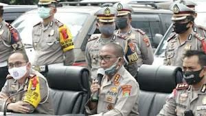 Polisi Bakal Pukul Mundur Masyarakat yang Takbiran Keliling