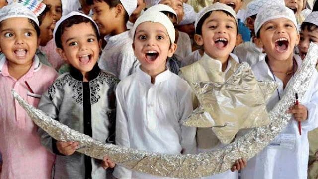 Anak dengan Lingkungan Sosial yang Baik