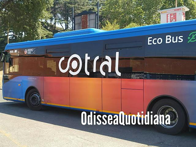 Cotral, tornano ad aumentare i km?