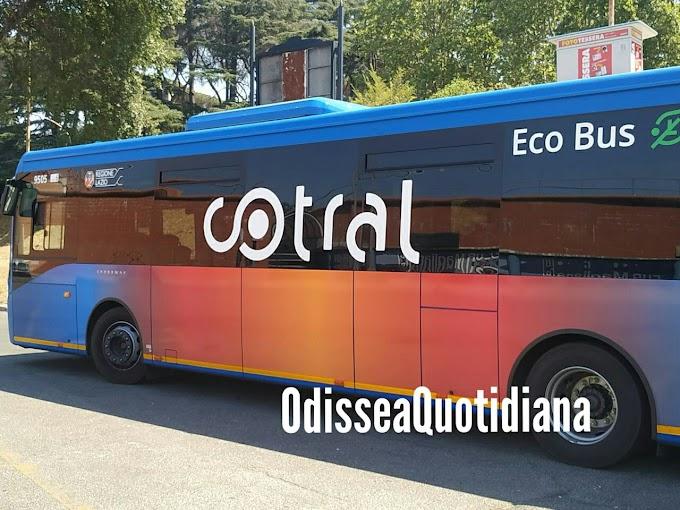 Cotral, torna ad aumentare il servizio programmato?