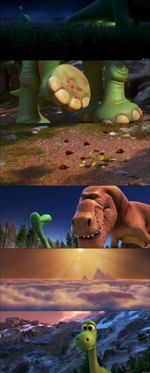 The Good Dinosaur 2015