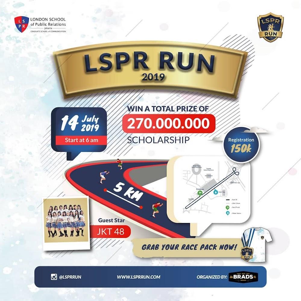 LSPR Run • 2019