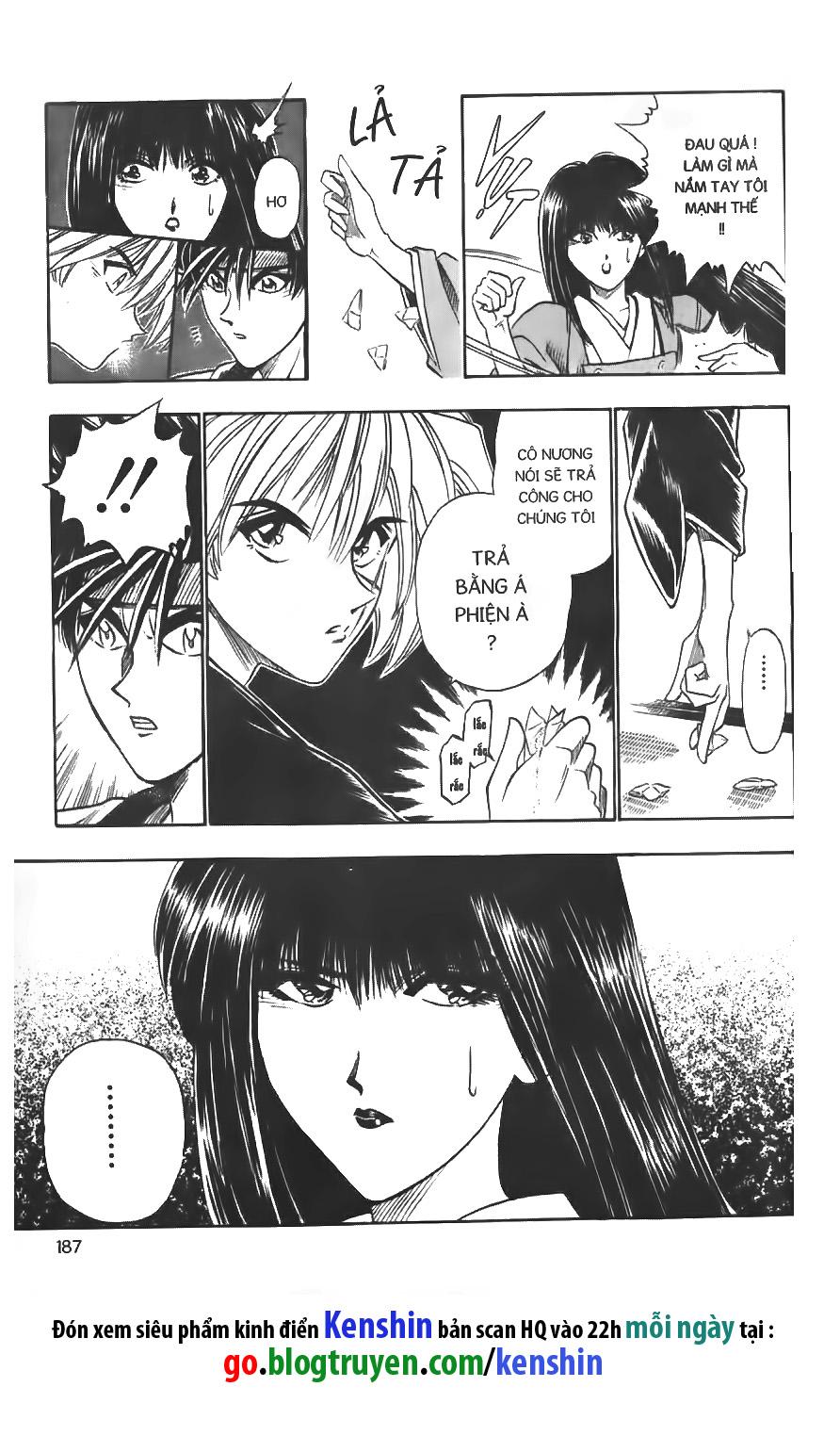 Rurouni Kenshin chap 15 trang 21