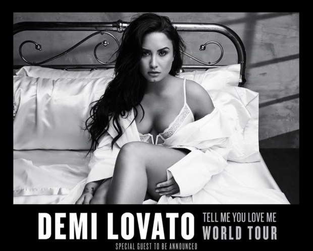 [Trasa koncertowa] Tell Me You Love Me World Tour