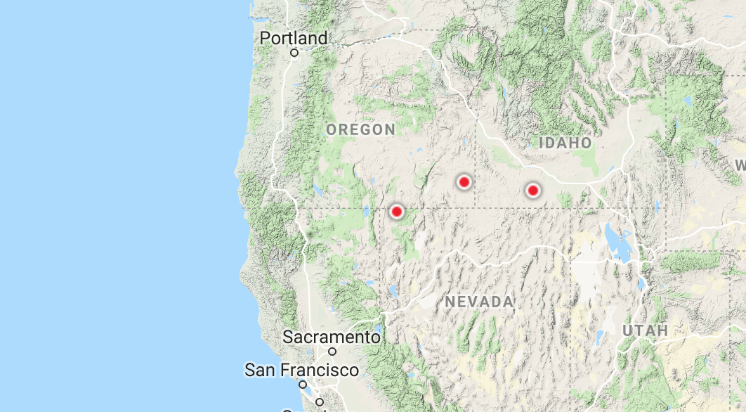 Unusual Cool Temperatures over the Pacific Northwest Leads